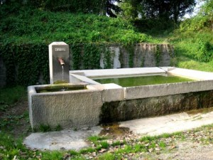 Fontaine / Lavoir de Toisieu