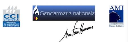 gendarmerie de l'Isère