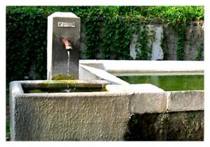 Fontaine de Toisieu