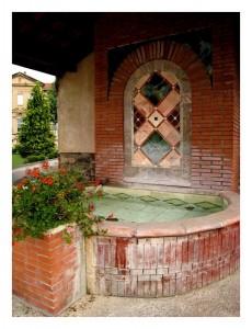Fontaine de la source