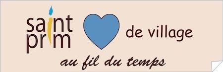 Logo Saint Prim Coeur de Village