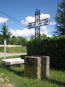 La Croix du Ch. des Pierres